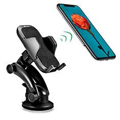 Support de Voiture avec Ventouse Universel H23 pour Huawei Mate 20 Noir