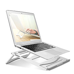 Support Ordinateur Portable Universel S03 pour Apple MacBook Pro 15 pouces Retina Argent