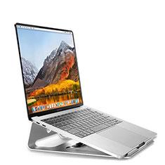 Support Ordinateur Portable Universel S04 pour Apple MacBook 12 pouces Argent