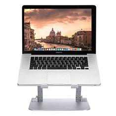 Support Ordinateur Portable Universel S08 pour Apple MacBook Air 13.3 pouces (2018) Argent