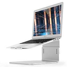 Support Ordinateur Portable Universel S09 pour Apple MacBook 12 pouces Argent
