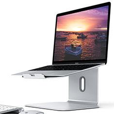 Support Ordinateur Portable Universel S12 pour Apple MacBook Air 13 pouces (2020) Argent