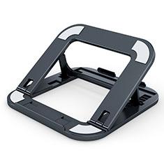 Support Ordinateur Portable Universel T02 pour Samsung Galaxy Book Flex 13.3 NP930QCG Noir