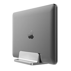 Support Ordinateur Portable Universel T05 pour Huawei MateBook D15 (2020) 15.6 Argent