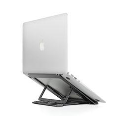 Support Ordinateur Portable Universel T08 pour Huawei MateBook D15 (2020) 15.6 Noir