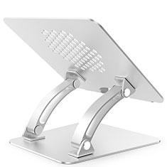 Support Ordinateur Portable Universel T09 pour Samsung Galaxy Book Flex 15.6 NP950QCG Argent