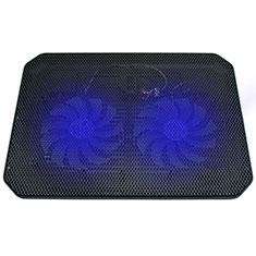 Support Ordinateur Portable Ventilateur de Refroidissement Radiateur Universel 9 Pouces a 16 Pouces M20 pour Apple MacBook Pro 13 pouces Noir