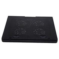 Support Ordinateur Portable Ventilateur de Refroidissement Radiateur Universel 9 Pouces a 16 Pouces M22 pour Apple MacBook Air 13 pouces (2020) Noir