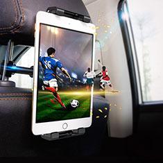 Support Tablette Universel Voiture Siege Arriere Pliable Rotatif 360 B01 pour Huawei MediaPad M3 Lite 10.1 BAH-W09 Noir