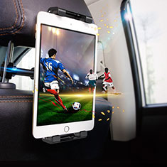 Support Tablette Universel Voiture Siege Arriere Pliable Rotatif 360 B01 pour Huawei Mediapad T1 7.0 T1-701 T1-701U Noir