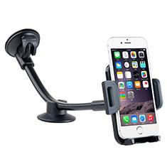 Support Telephone Voiture avec Ventouse Universel M09 Noir