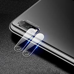 Verre Trempe Protecteur de Camera Protection C01 pour Huawei Honor 9X Clair