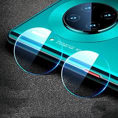 Verre Trempe Protecteur de Camera Protection C01 pour Huawei Mate 30 5G Clair