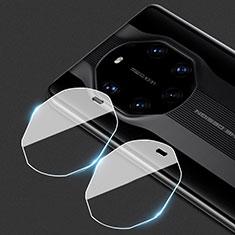 Verre Trempe Protecteur de Camera Protection C01 pour Huawei Mate 40 RS Clair