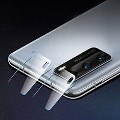 Verre Trempe Protecteur de Camera Protection C01 pour Huawei P40 Clair