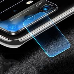 Verre Trempe Protecteur de Camera Protection C01 pour Huawei P40 Pro+ Plus Clair