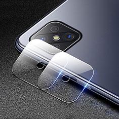Verre Trempe Protecteur de Camera Protection C01 pour Oppo A92s 5G Clair