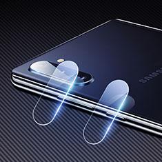 Verre Trempe Protecteur de Camera Protection C01 pour Samsung Galaxy Note 10 5G Clair