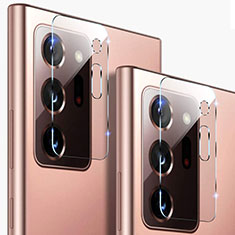 Verre Trempe Protecteur de Camera Protection C01 pour Samsung Galaxy Note 20 Ultra 5G Clair