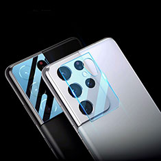 Verre Trempe Protecteur de Camera Protection C01 pour Samsung Galaxy S21 Ultra 5G Clair