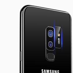 Verre Trempe Protecteur de Camera Protection C01 pour Samsung Galaxy S9 Plus Clair