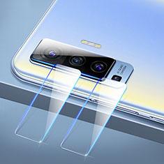 Verre Trempe Protecteur de Camera Protection C01 pour Vivo X50 5G Clair