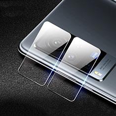 Verre Trempe Protecteur de Camera Protection C01 pour Vivo X60 Pro 5G Clair