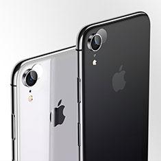 Verre Trempe Protecteur de Camera Protection C02 pour Apple iPhone XR Clair