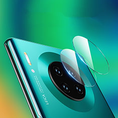 Verre Trempe Protecteur de Camera Protection C02 pour Huawei Mate 30 Pro 5G Clair