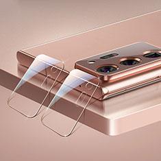 Verre Trempe Protecteur de Camera Protection C02 pour Samsung Galaxy Note 20 Ultra 5G Clair