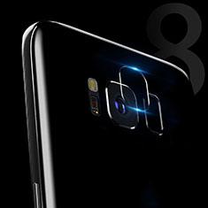 Verre Trempe Protecteur de Camera Protection C02 pour Samsung Galaxy S8 Plus Clair