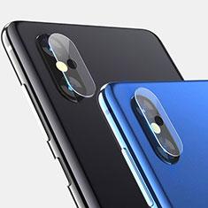 Verre Trempe Protecteur de Camera Protection C02 pour Xiaomi Mi Mix 3 Clair