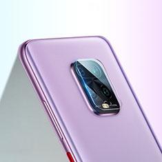 Verre Trempe Protecteur de Camera Protection C02 pour Xiaomi Redmi Note 9S Clair