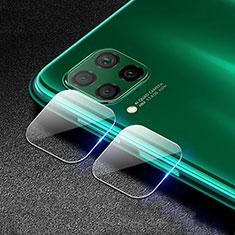 Verre Trempe Protecteur de Camera Protection C03 pour Huawei P40 Lite Clair