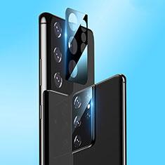 Verre Trempe Protecteur de Camera Protection C03 pour Samsung Galaxy S21 Ultra 5G Clair