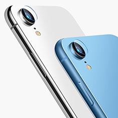 Verre Trempe Protecteur de Camera Protection pour Apple iPhone XR Clair