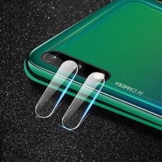 Verre Trempe Protecteur de Camera Protection pour Huawei Enjoy 10 Clair