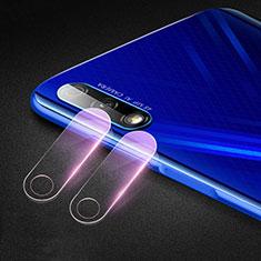Verre Trempe Protecteur de Camera Protection pour Huawei Honor 9X Clair
