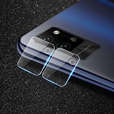 Verre Trempe Protecteur de Camera Protection pour Huawei Honor Play4 Pro 5G Clair