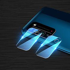 Verre Trempe Protecteur de Camera Protection pour Huawei Honor X10 5G Clair