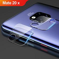 Verre Trempe Protecteur de Camera Protection pour Huawei Mate 20 X Clair