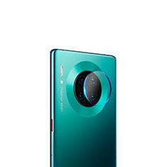 Verre Trempe Protecteur de Camera Protection pour Huawei Mate 30 5G Clair