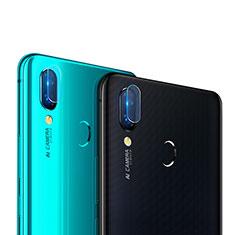 Verre Trempe Protecteur de Camera Protection pour Huawei Nova 3 Clair