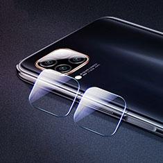 Verre Trempe Protecteur de Camera Protection pour Huawei P40 Lite Clair