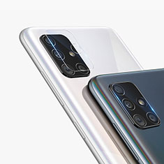 Verre Trempe Protecteur de Camera Protection pour Samsung Galaxy A51 5G Clair