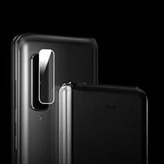 Verre Trempe Protecteur de Camera Protection pour Samsung Galaxy Fold Clair