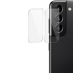 Verre Trempe Protecteur de Camera Protection pour Samsung Galaxy S21 5G Clair