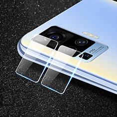 Verre Trempe Protecteur de Camera Protection pour Vivo X50 Pro 5G Clair