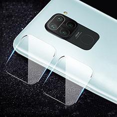 Verre Trempe Protecteur de Camera Protection pour Xiaomi Redmi Note 9 Clair
