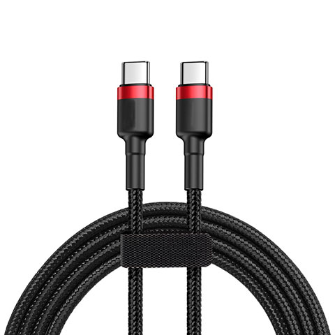Cable Type-C Android Universel T16 Noir